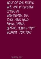Elective Office quote #2