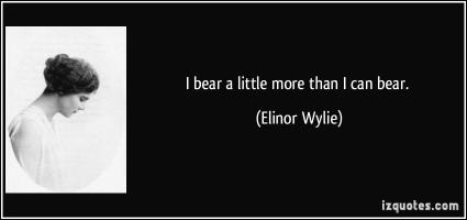 Elinor Wylie's quote