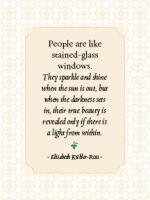 Elisabeth Kubler-Ross's quote