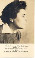 Elizabeth Bishop's quote #3