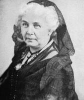 Elizabeth Cady Stanton's quote
