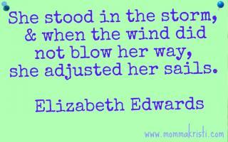 Elizabeth Edwards's quote