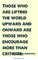 Elizabeth Harrison's quote