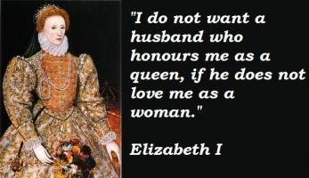 Elizabeth I quote #2