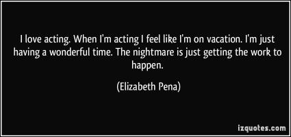 Elizabeth Pena's quote #5