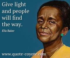 Ella Baker's quote #1