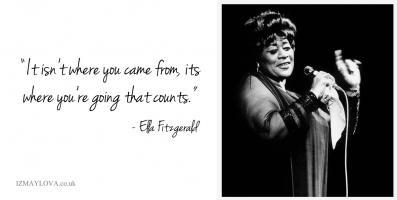 Ella Fitzgerald quote #2