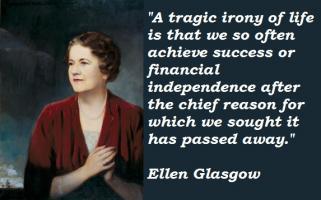 Ellen Glasgow's quote