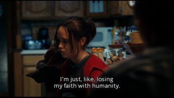 Ellen Page's quote