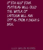 Ellen Swallow Richards's quote #4