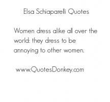 Elsa Schiaparelli's quote #2
