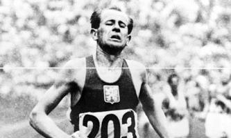 Emil Zatopek profile photo
