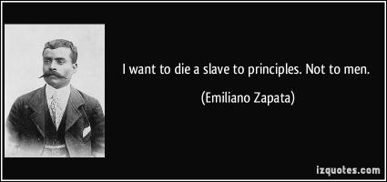 Emiliano Zapata's quote #1