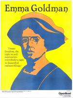Emma Goldman's quote