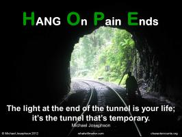 End Of The Tunnel quote #2