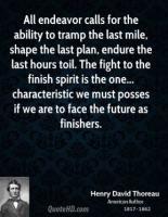 Endeavor quote #5