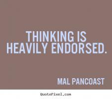 Endorsed quote #1