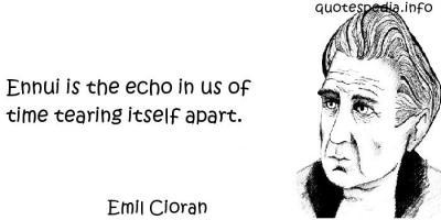 Ennui quote #1