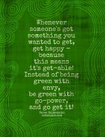 Envy quote