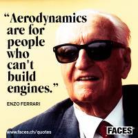 Enzo Ferrari's quote