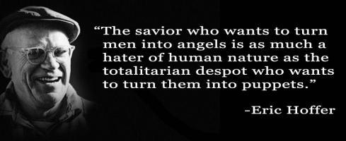 Eric Hoffer's quote