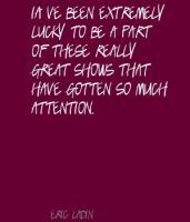 Eric Ladin's quote