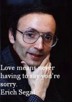 Erich Segal's quote #2