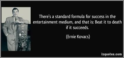Ernie Kovacs's quote