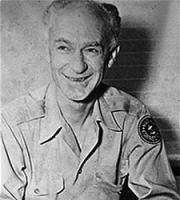 Ernie Pyle profile photo