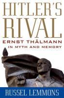 Ernst Thalmann's quote