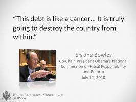 Erskine Bowles's quote #6