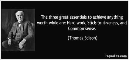 Essentials quote #1