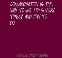 Estelle Fanta Swaray's quote