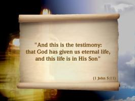 Eternal Life quote #2
