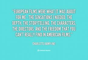 European Films quote #2