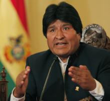 Evo Morales profile photo