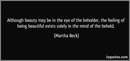 Eye Of The Beholder quote #2