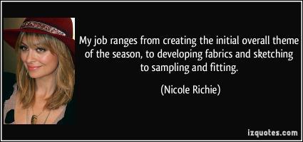 Fabrics quote #2