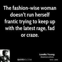 Fad quote #3