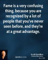 Fame Thing quote #2