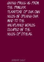 Familiar Territory quote #2