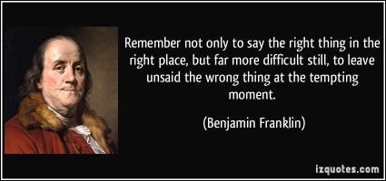 Far Right quote