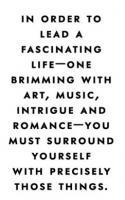 Fascinating quote #2