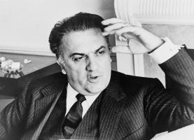 Federico Fellini profile photo