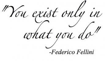 Fellini quote