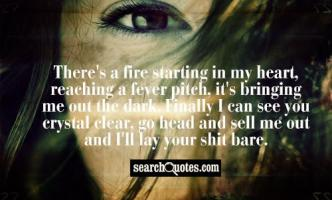 Fever quote #1