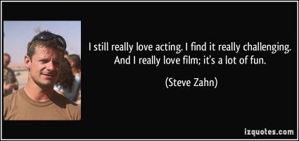 Film Acting quote #2