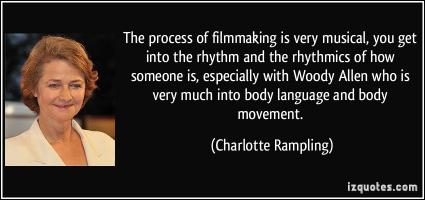Filmmaking Process quote #2