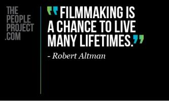 Filmmaking quote