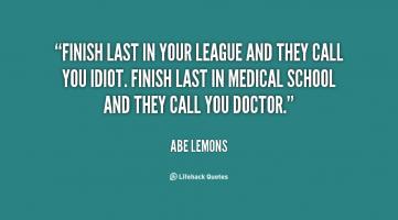 Finish Last quote #2